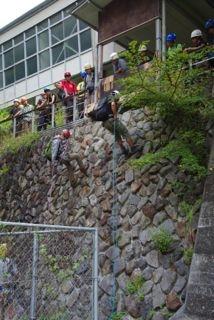 H27安全登山技術報告写真